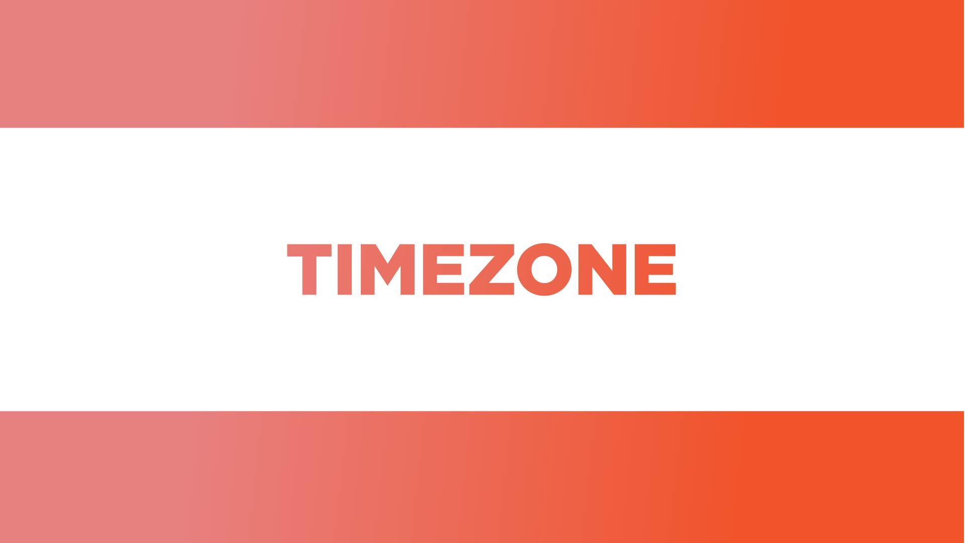 Timezone (0-00-24-01)
