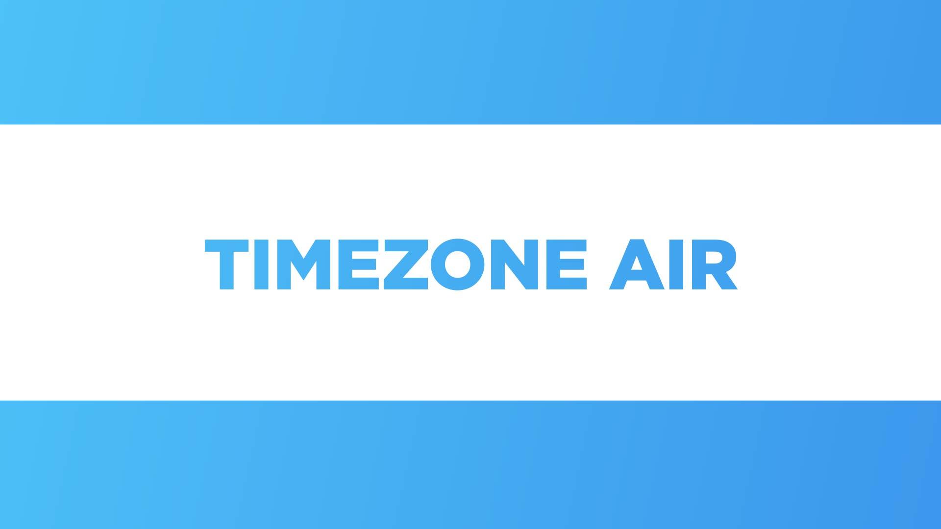 Timezone Air (0-00-44-09)